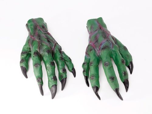 SFX Cosmetic Disguise Horror Hands Hammer Halloween Cosmetic Artist